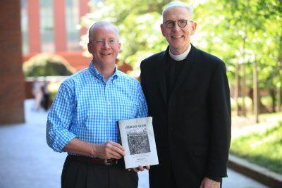 With Fr. Dennis McManus