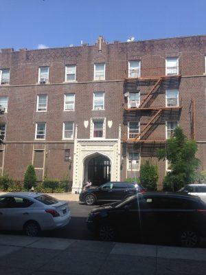 Nansen's Apartment, 1001 President Street, Brooklyn, NY