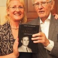 Author  Anne Ellingsen with Robert Bjørka