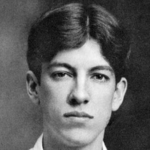Alan Seeger (1888--1916)